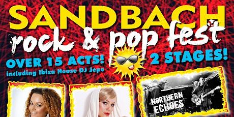 Sandbach Rock n' Pop Fest 2021 tickets