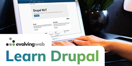 Creating a Drupal Website with the Web Experience Toolkit (WET) tickets