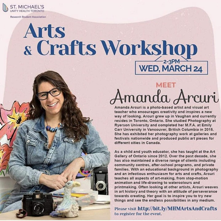 Arts & Crafts Workshop image