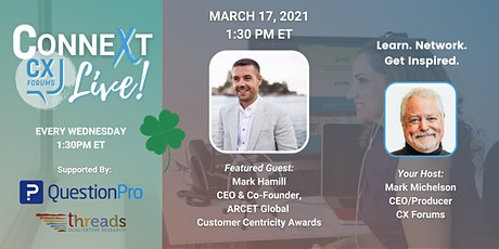 The Power of Recognition for Your CX Programs (Replay) tickets