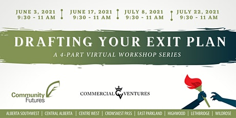 Drafting your Exit Plan Series tickets
