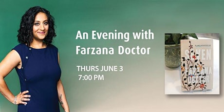 An Evening with Farzana Doctor tickets