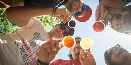 Central Valley Brewfest tickets
