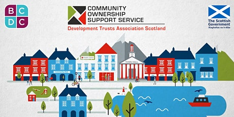 Capacity Building Launch-Community Asset Transfer North and East Glasgow tickets
