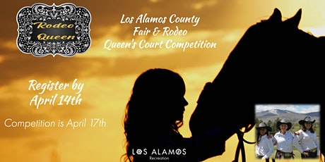 Los Alamos County Fair & Rodeo Queen's Court Competition tickets