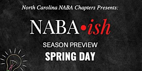 North Carolina NABA Chapters Present: Virtual Spring Day 2021 tickets