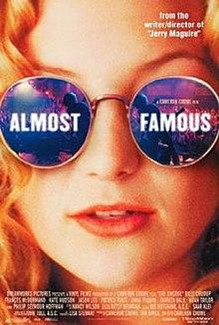 Almost Famous Movie Night at Factotum Brewery image