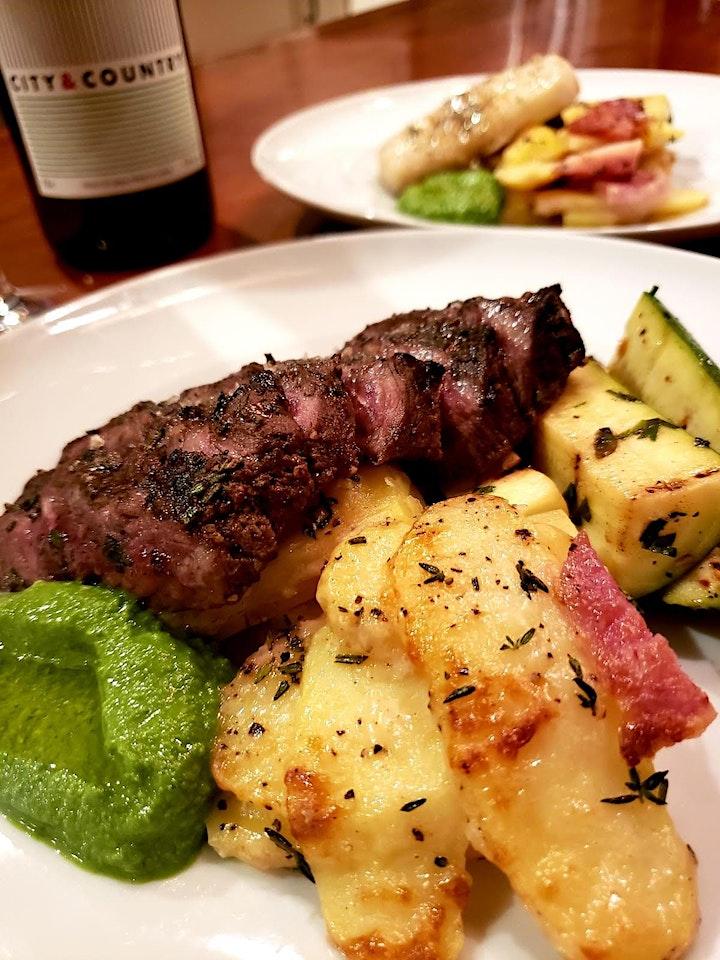 Chef & Winemaker Dinner Series: An Italian Inspired Menu image