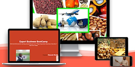Online Export Business Bootcamp tickets