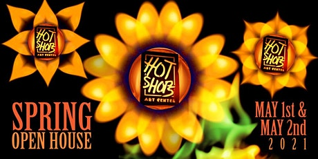 Hot Shops Spring Open House tickets