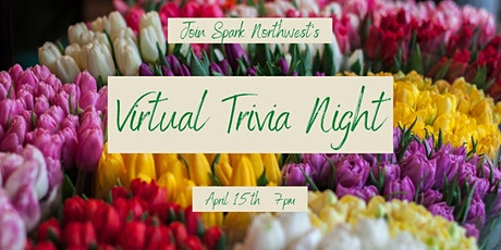 April Virtual Trivia Night tickets