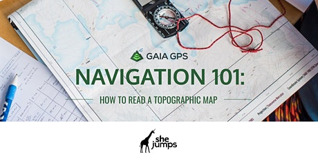 Navigation 101 | How to Read a Topographic Map tickets