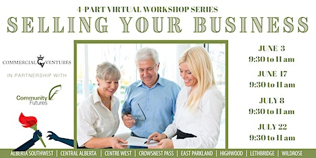 Selling Your Business tickets