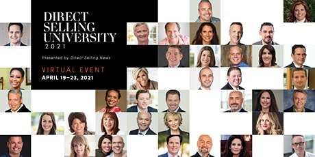 Direct Selling University 2021 tickets