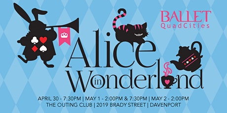 Alice in Wonderland - Tea Party and Performance tickets