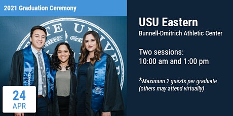 USU Eastern Graduation Ceremony tickets