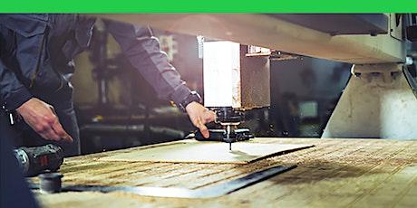 102 | BOIS : CNC - Initiation à la découpe numérique billets