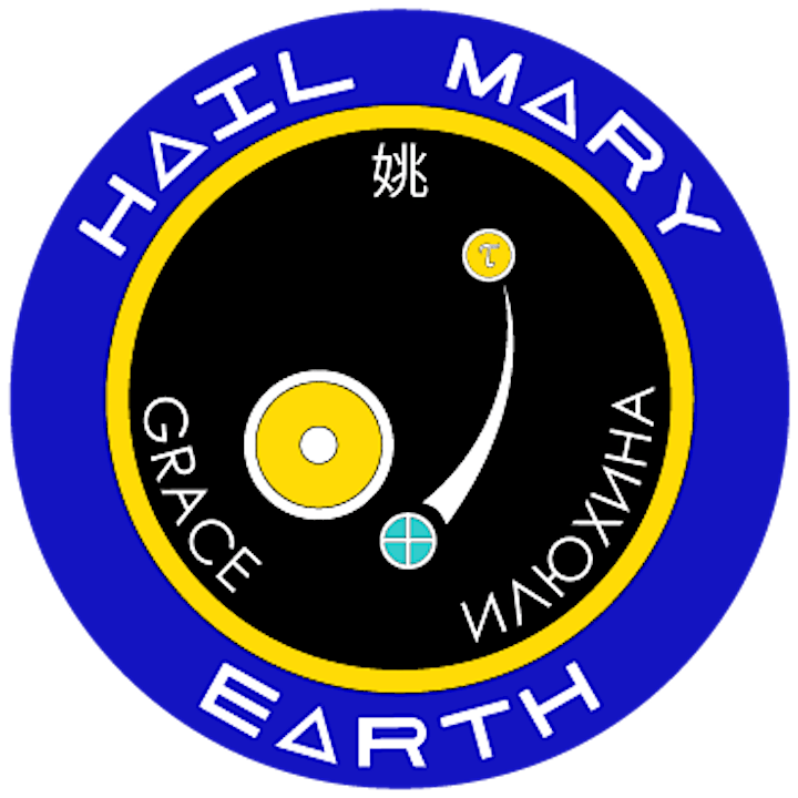 P&P Live! Andy Weir | PROJECT HAIL MARY with Annalee Newitz image
