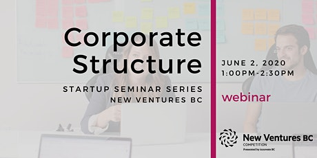 Corporate Structure tickets