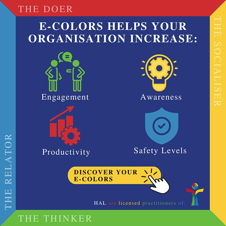 E-Colors Awareness Online Event image