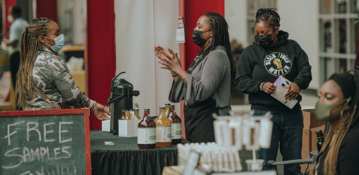 Black Business Is Beautiful LOCAL Market image