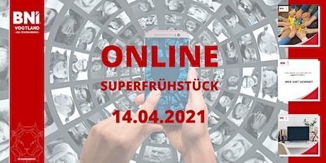 Superfrühstück 2021 der BNi Region Vogtland Tickets