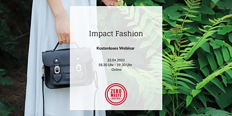 Webinar: Impact Fashion entradas