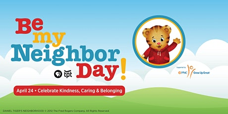 Be My Neighbor Day Virtual Celebration tickets