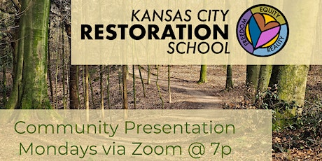 Kansas City Restoration School Presentation tickets