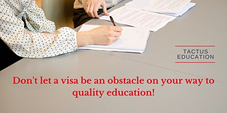 Successful student visa interview and specifics of the visa process tickets