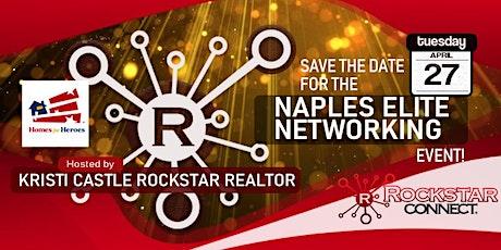 Free Naples Elite Networking Event by Kristi Castle (April) tickets