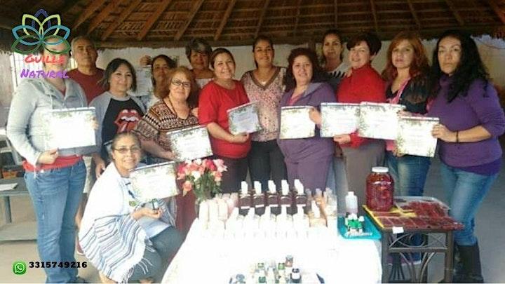 Imagen de Taller de herbolaria, botica y cosmética natural  -Mayo 1 y 2 en Tijuana-