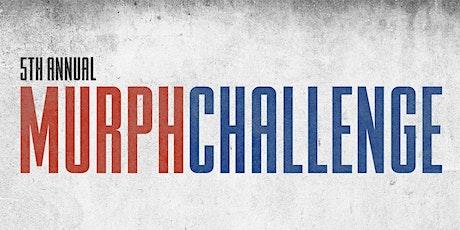 CrossFit TIG's 5th Annual Murph Challenge tickets