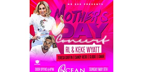 Keke Wyatt & RL Mother's Day Concert tickets