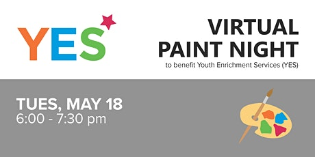 Virtual Paint Night tickets