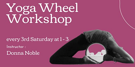 Monthly Body Positive Yoga Wheel Workshop tickets