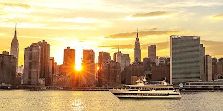 NYC Sunset Cruise tickets
