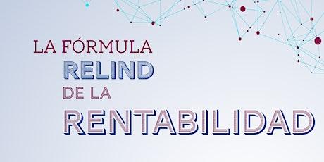 La fórmula RELIND para la rentabilidad boletos