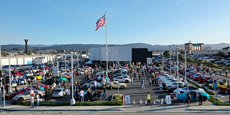 THE PORSCHE MONTEREY CLASSIC tickets