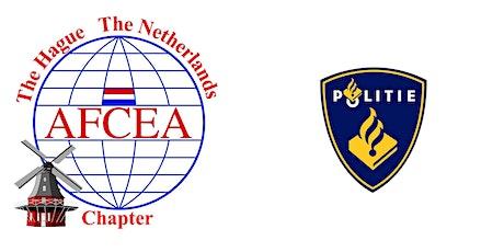 "AFCEA NL Webinar ""Politie en innovatie: spanning en sensatie"" tickets"