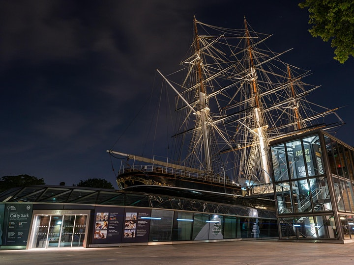 Royal Maritime Greenwich Ghost Tour image