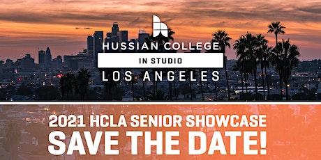 Hussian College In Studio LA - Senior Showcase tickets