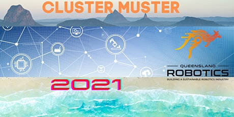 Queensland Robotics Muster tickets