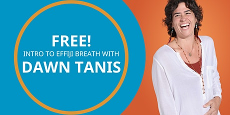FREE Intro to Breathwork with Dawn tickets