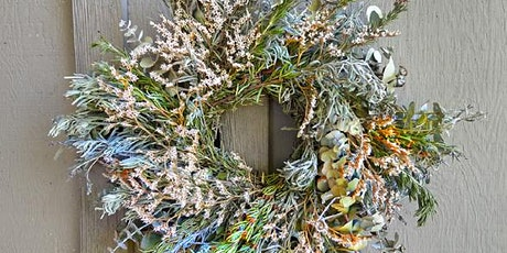 Herbal  Wreath Making Workshop & Lunch at Thomas Farm tickets