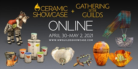 Ceramic Showcase + Gathering of the Guilds ONLINE tickets