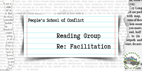 PSC Reading Group tickets