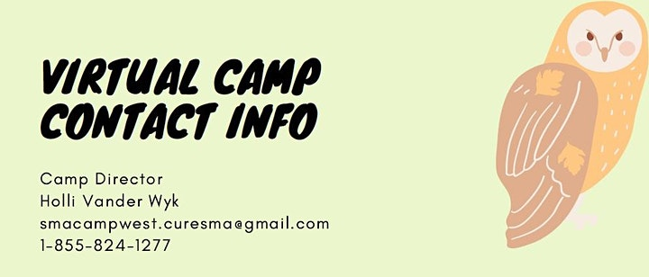 Virtual SMA Camp 2021 image