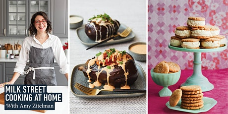 Cooking at Home with Amy Zitelman: The Tahini Table tickets