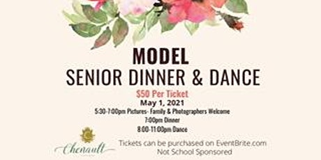 Model Senior Dinner & Dance tickets